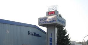 LED Zeit- und Temperatur-Anzeige